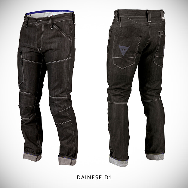 Dainese D1 motorcycle jeans