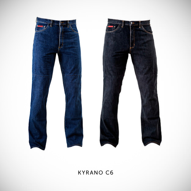 Kyrano motorcycle jeans