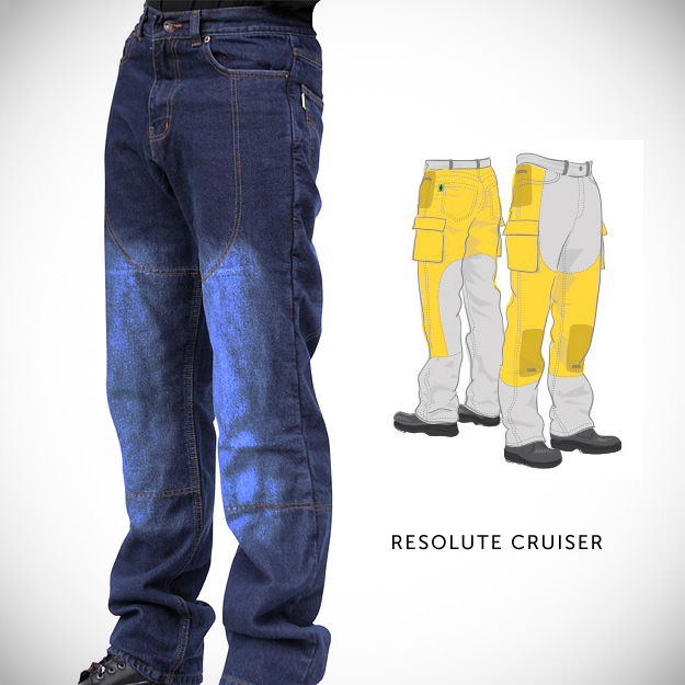 Resolute motorcycle jeans