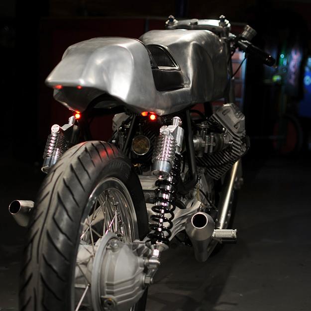Custom Moto Guzzi V7 Classic