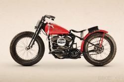 Harley-Davidson WR racer