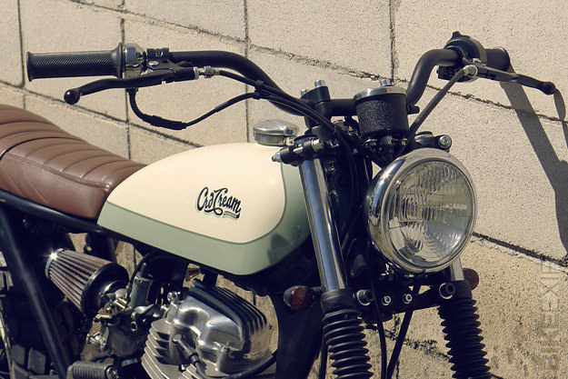 Cafe Racer Dreams 125 But Cafe Racer Dreams is