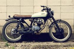 Honda CG125 by Cafe Racer Dreams