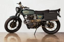 Honda CL450 by Lossa Engineering