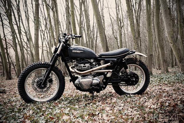 Trial Wolf Kawasaki Tires