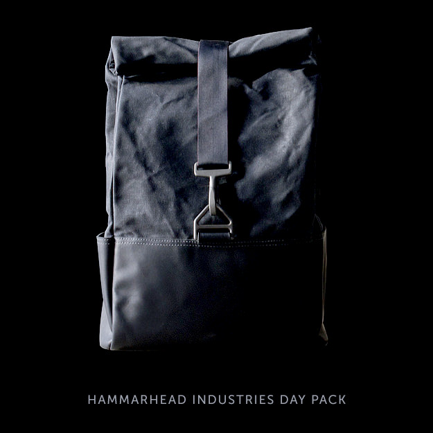 Hammarhead Day Pack motorcycle backpack