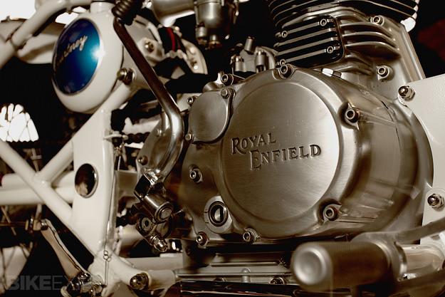 Royal Enfield Bullet Electra