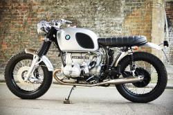 BMW R90/6 by Untitled