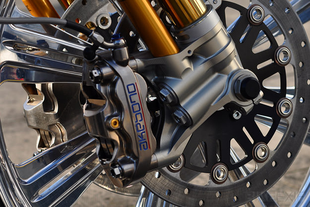 Harley-Davidson Crossbones Motorcycle