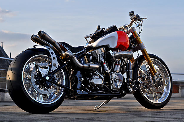 Harley-Davidson Crossbones