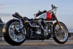Harley Cross Bones by Warr's
