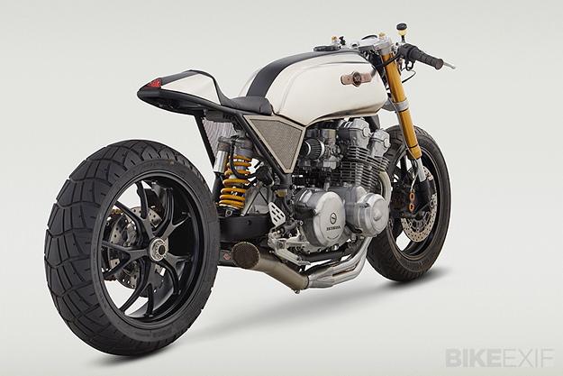 Honda Grom Build >> Honda CB Café Racer by Classified Moto | Gear X Head
