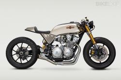 Classified Honda CB 'SuperStrada'