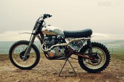 Kawasaki KZ750 by Valtoron