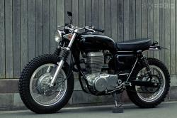 Suzuki ST400 by Speedtractor