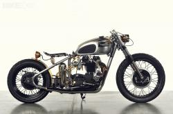 T120 Bonneville by Analog