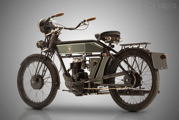 Vintage Motorcycle Kits 55