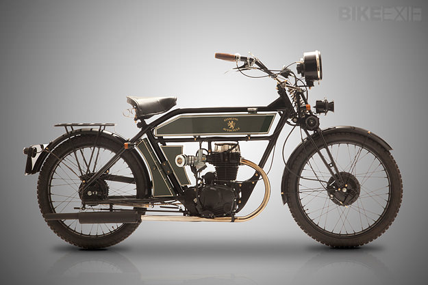 New Vintage Motorcycles 9