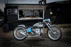 BMW R80 custom by 7 Ages