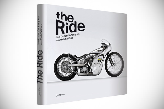 Motorcycle book: The Ride
