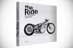 Coming soon: The Ride motorcycle book