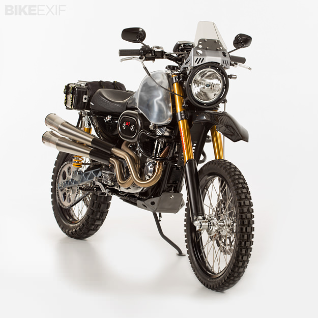 Harley Davidson Trail Dual-sport-motorcycle-1