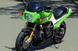 Kawasaki GPz900R by AC Sanctuary