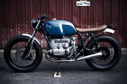 BMW R75/7 by Clutch Custom