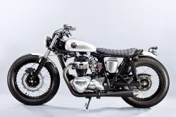 Kawasaki W650 by Max Power