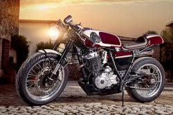 Yamaha XT600Z by Plan B