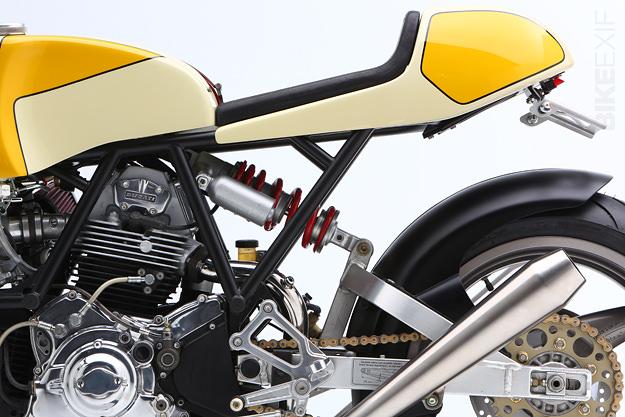 Cafe racer Ducati