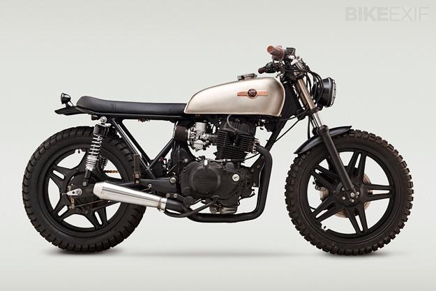 Alpine Motorcycle Gear >> 1981 Honda CB400 Custom by Classified Moto | Gear X Head