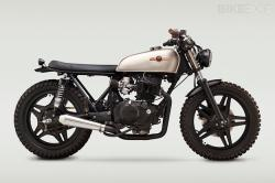 Honda CB400 by Classified Moto