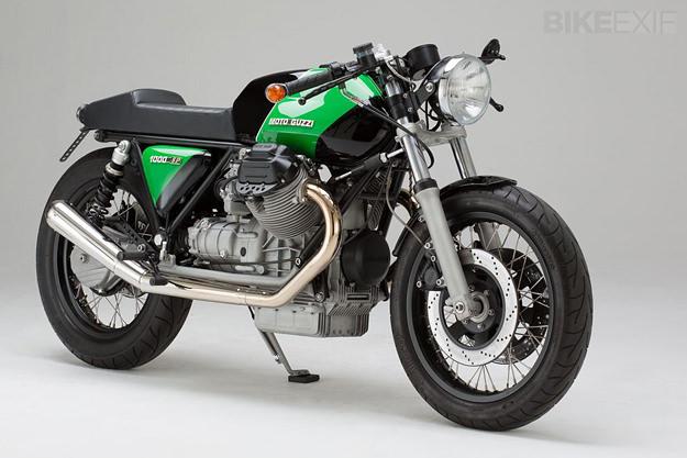 Moto Guzzi 1000 SP custom