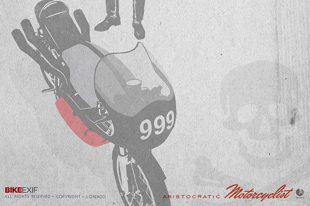 Motorcycle wallpaper by Lorenzo Eroticolor