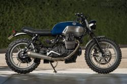 Moto Guzzi V7 by Cafe Racer Dreams
