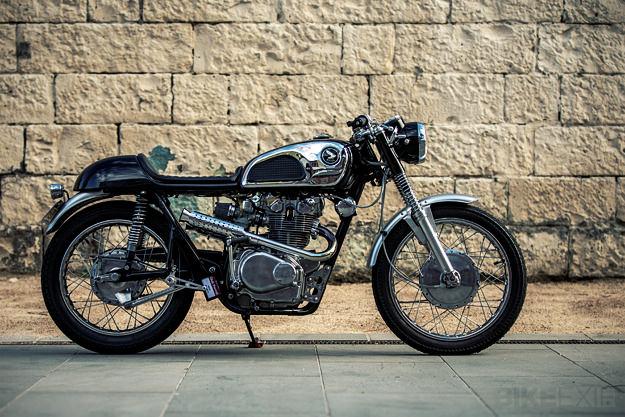 Read More Honda CB450
