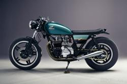 Honda CB650 by Bunker Custom Cycles