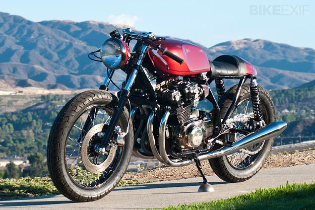 Honda CB750 DOHC