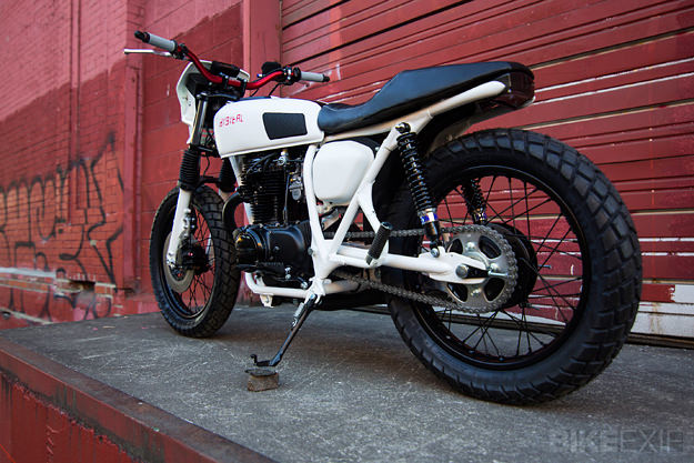 Bike Exif Honda 360 Honda CJ T