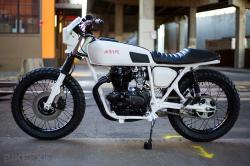 Honda CJ360T by Digital Directiv