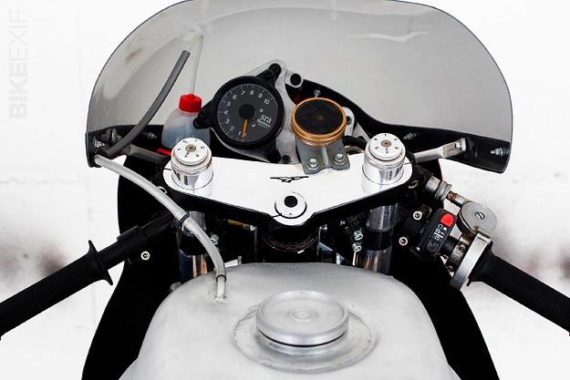 Moto Guzzi endurance racer