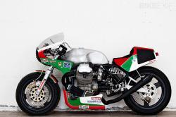 "Moto Guzzi ""Suzuka 8 Hours"" racer"