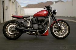 Yamaha Bolt by Chappell Customs