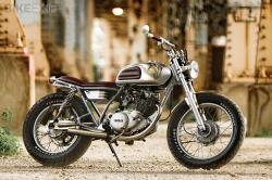 Yamaha SR250 by Moto-Mucci