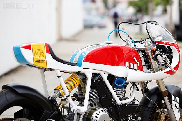 Puma X Ducati