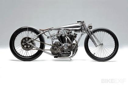 Harley-Davidson Ironhead by Hazan Motoworks
