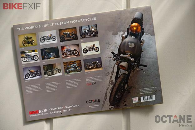 Bike Exif Calendar 2014 Bike EXIF
