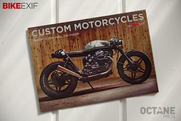 Motorcycle Calendar 2014