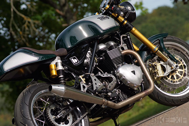 Norton 961-based Triton by Britalmoto